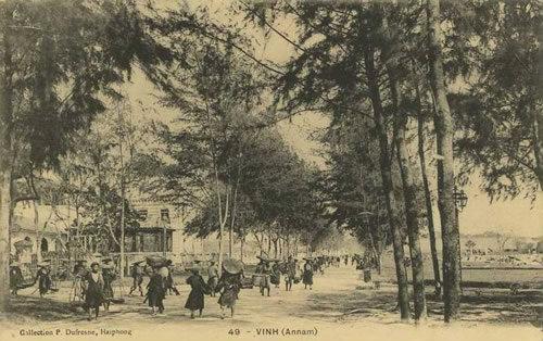 Chợ Vinh Thanh Phố Vinh