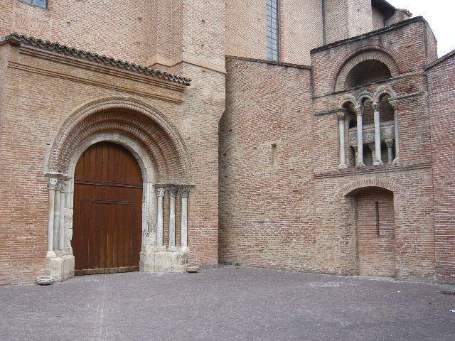Saint pierre des cuisines church toulouse - St pierre des cuisines toulouse ...