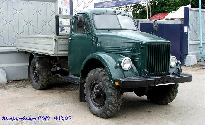 грузовик газ фото