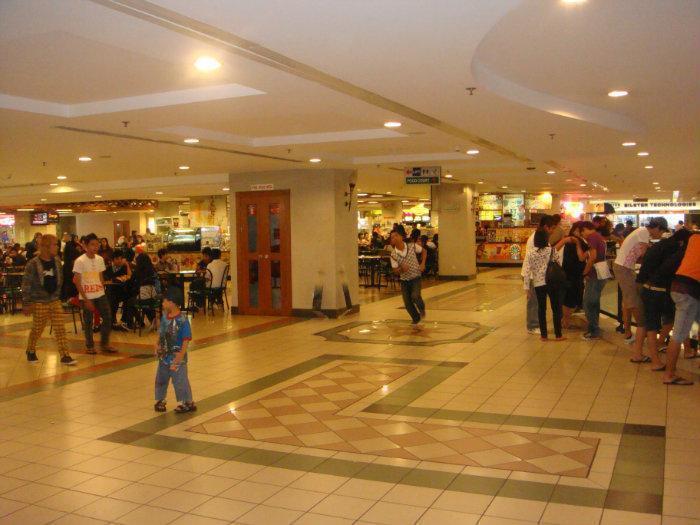 cinema mall gadong online booking