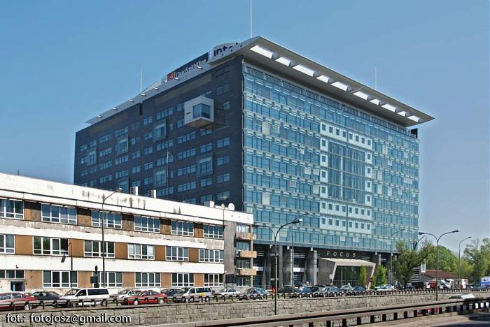 Focus Filtrowa Warszawa Biurowiec Centrum Biznesowe