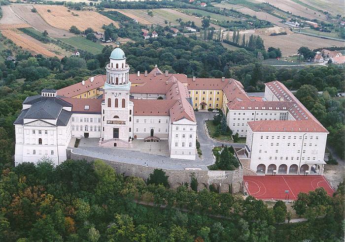 Benedictine Archabbey of St. Martin Pannonhalma - Pannonhalma