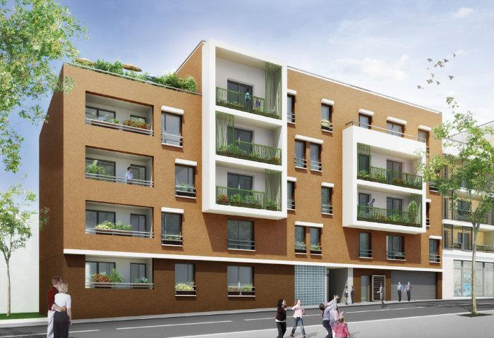 R sidence grand angle haut standing immeuble d 39 appartements - Residence de haut standing ...