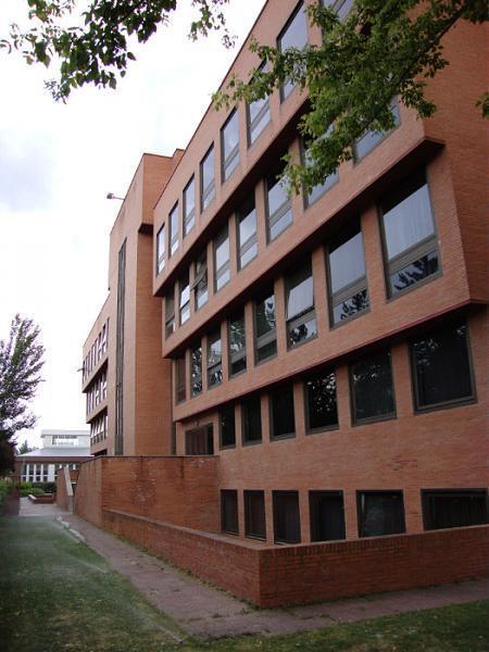 Escuela tecnica superior de arquitectura valladolid for Mapa facultad de arquitectura