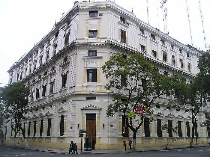 Departamento central de la polic a federal argentina buenos aires - Oficina del policia ...