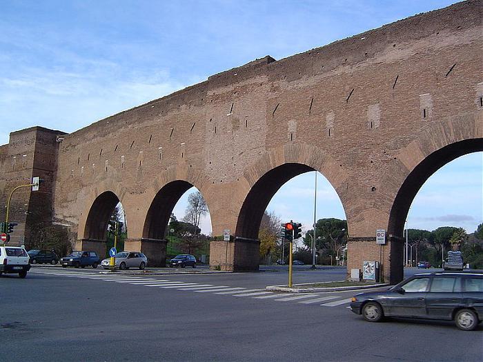 Porta ardeatina roma - Via di porta ardeatina ...