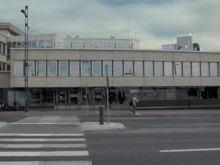 Tampere Poliisiasema