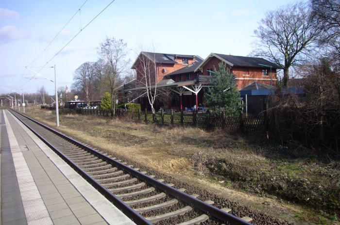 Hittfeld Bahnhof