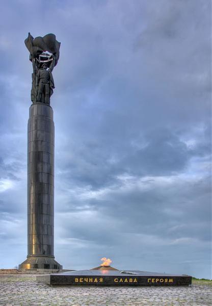 Друга світова війна 1939 1945 пам ятник
