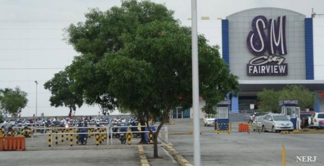 Sm Fairview Motorcycle Parking Area Quezon City