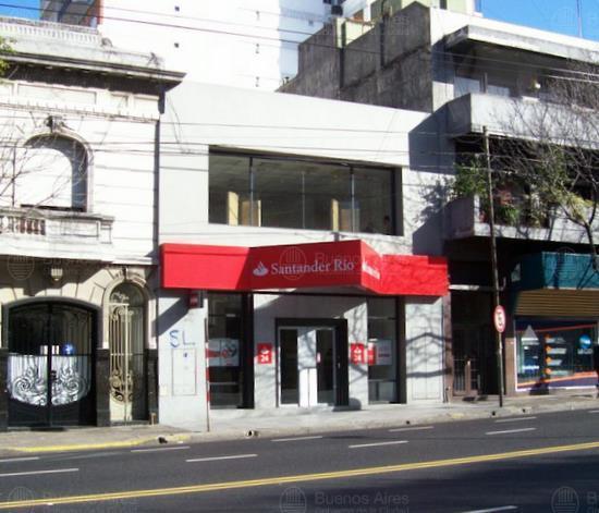 Banco santander r o sucursal n 24 almagro buenos aires for Horario oficinas banco santander