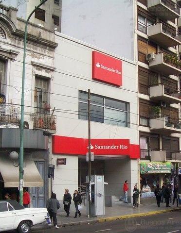 Banco santander r o sucursal n 384 plaza italia for Sucursales banco santander en roma italia
