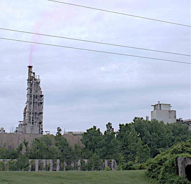 Cement Manufacturing Plants United States : Continental cement co manufacturing plant