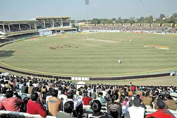 Green Park International Cricket Stadium - Kanpur