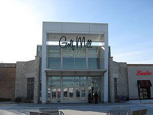 Golf Mill Shopping Center Niles Illinois