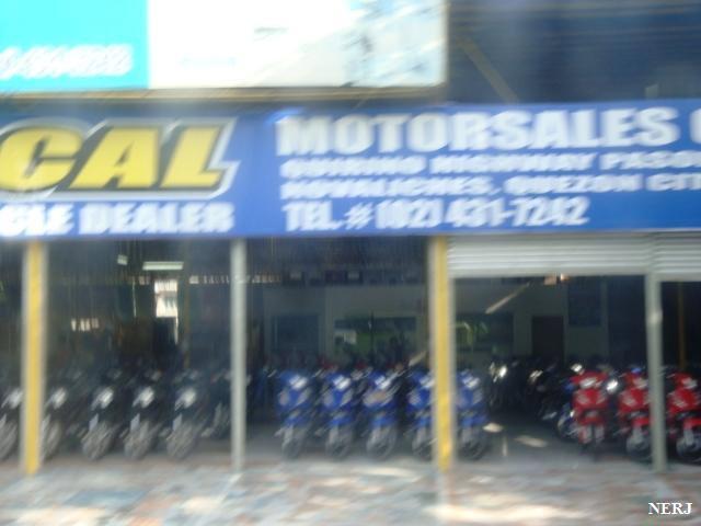 Racal Motor Sales Lagro Branch Quezon City