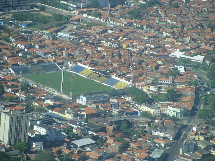 Estádio Nhozinho Santos - São Luís