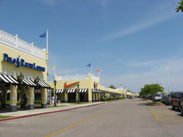Premium Outlets Gulfport Mississippi Store Shop