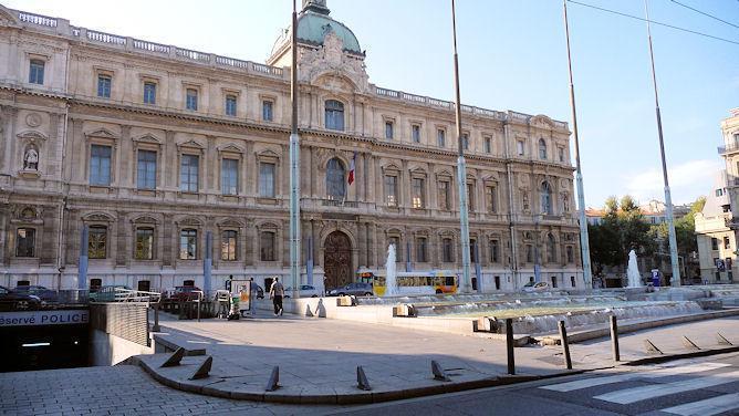 Prefecture des bouches du rh ne marseille for Marseille bouche du rhone
