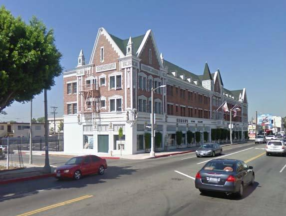 Hollywood historic hotel los angeles california for Hotels 90028