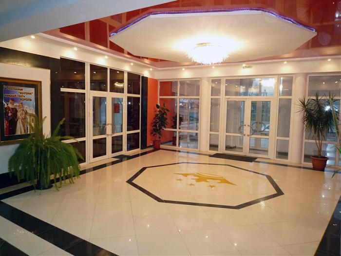 Адрес: 626150, тюменская обл, г тобольск, ленская, 35, гостиница георгиевская
