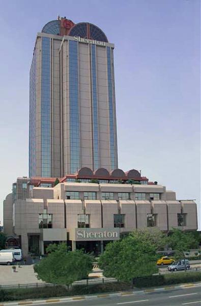 Steigenberger Istanbul Maslak Hotel