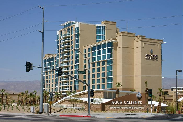 Probably the best picture of agua caliente casino that we could find