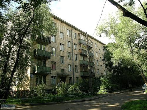 Фото пятиэтажного дома