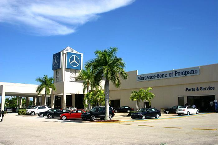 Mercedes benz of pompano pompano beach for Mercedes benz of pompano beach