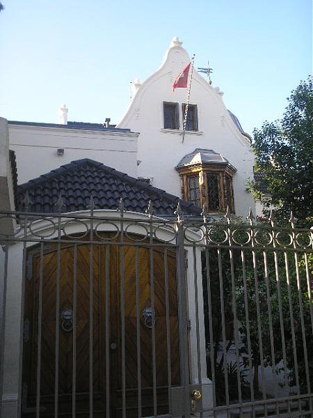 Residencia del Embajador de Suiza - Buenos Aires