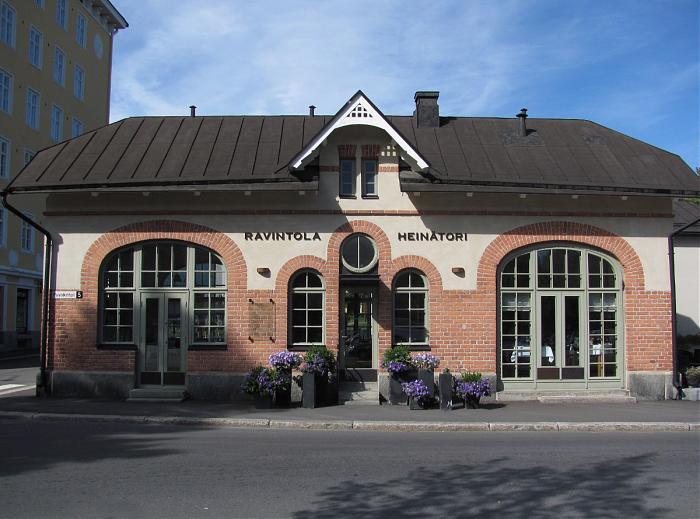 Ravintola Tampere Tammela