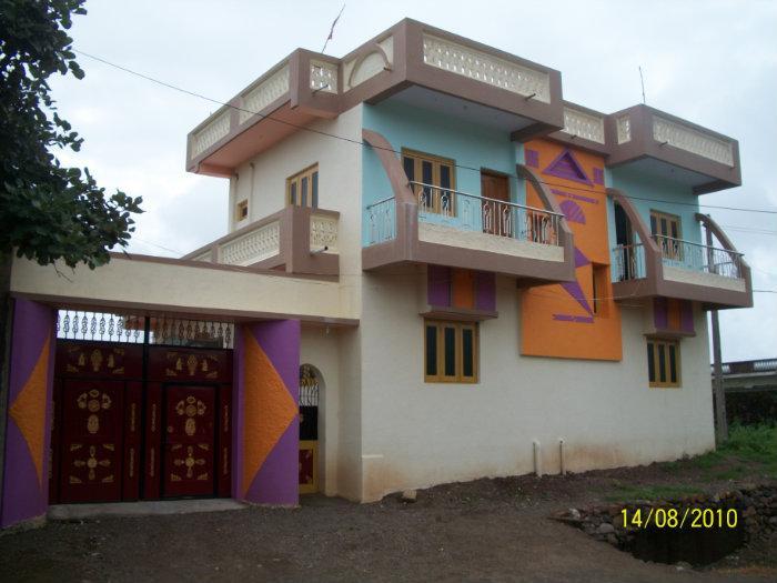 my new house at kanavadala kirtan valani from abu dhabi