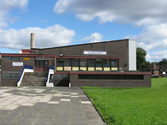 Eccleshill Pool Bradford