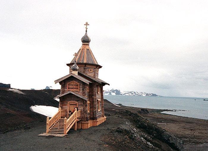 三者聖堂 (南極海)