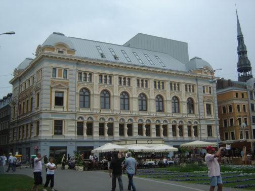 Chekhov Russia  City pictures : Mikhail Chekhov Riga Russian theatre Riga
