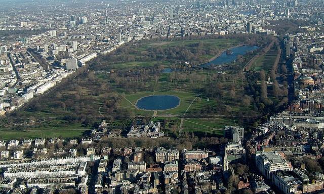 Kensington gardens london english park for Kensington park
