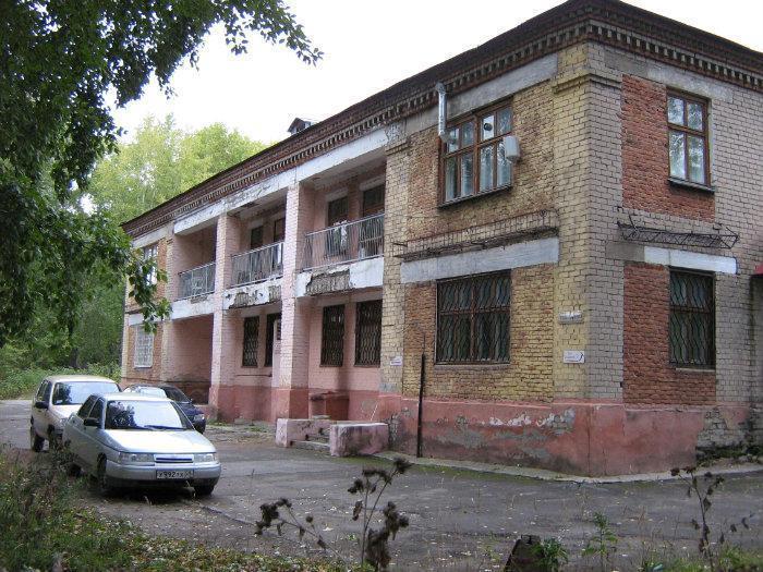Городская больница полоцк