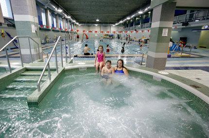 Confederation Leisure Centre Edmonton Alberta