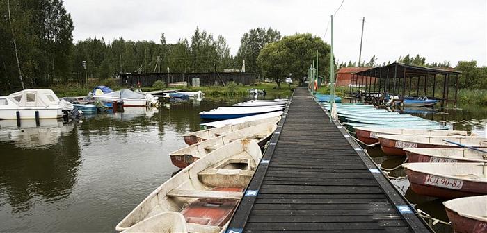 рыболовный дом федоровский