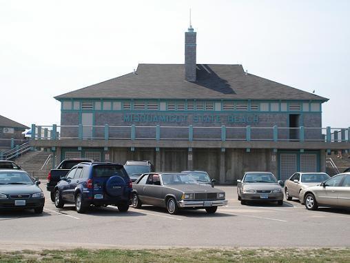 Noyes Beach Rhode Island