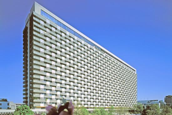 arabella hochhaus sheraton munich arabellapark hotel munich. Black Bedroom Furniture Sets. Home Design Ideas
