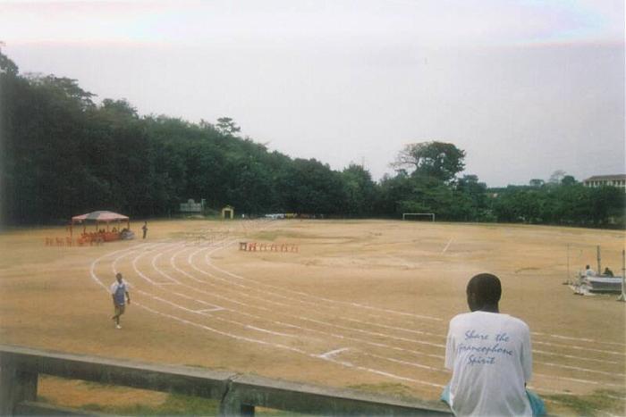 Mfantsipim School Park - Cape Coast