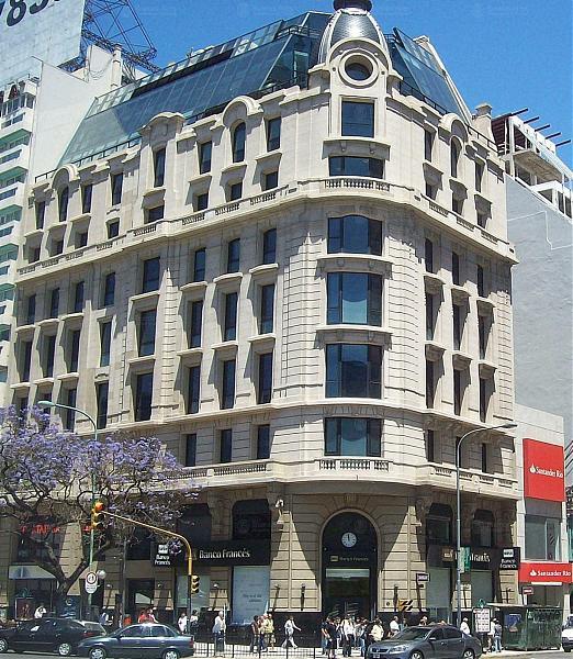 Bbva Banco Franc 233 S Sucursal N 186 5 Edificio Nuevo Banco