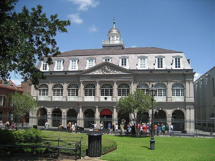 The interesting history of new orleans louisiana