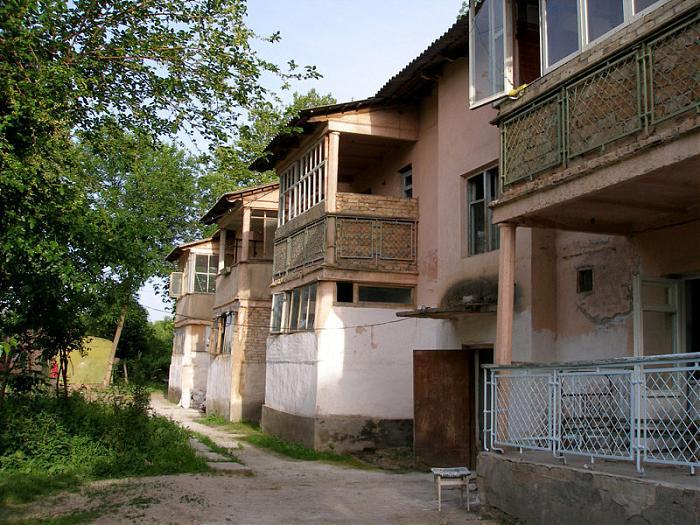 Судьбы таджикских гастарбайтеров в 2006 году в России
