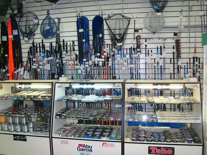 Рыболовные магазины в Москве Мировые бренды товаров для