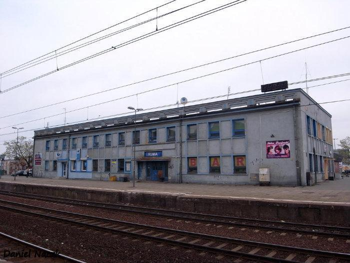Rumia Poland  city photos : Rumia PKP Rumia