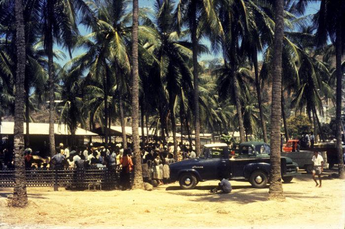 Koki market port moresby for Kr motors port moresby