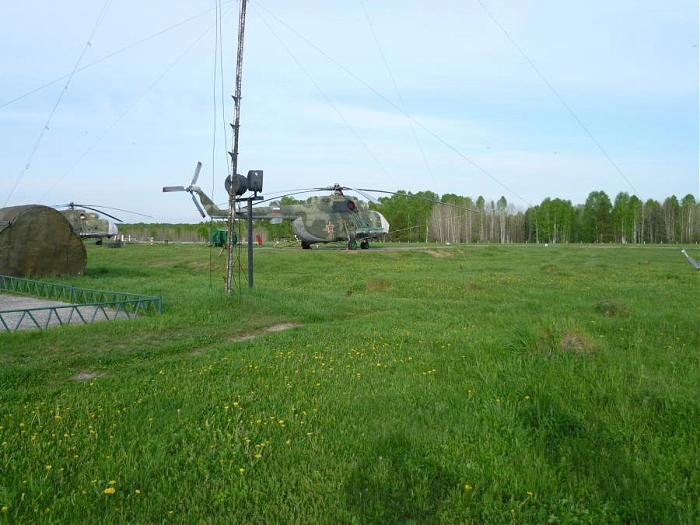 207-я отдельная вертолетная эскадрилья (город Новосибирск)