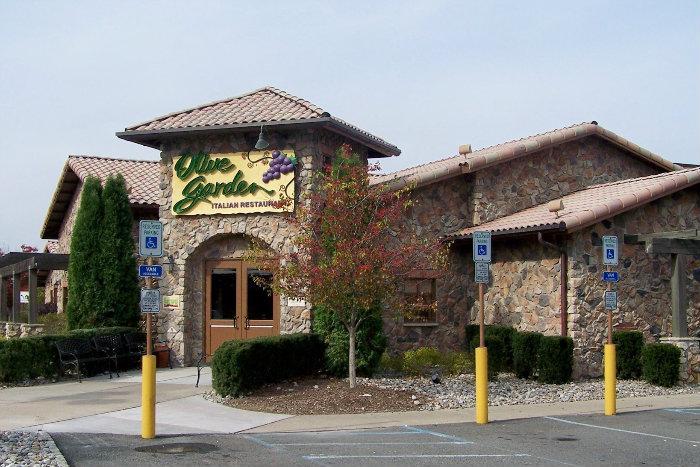 Olive Garden Route 35 Garden Ftempo